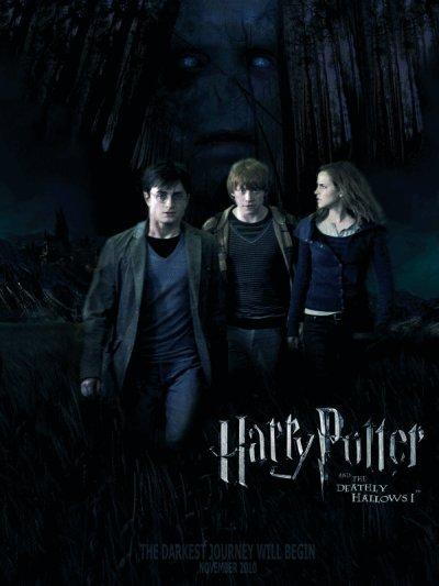 Harry POtter et les Reliques de la MOrt  :)