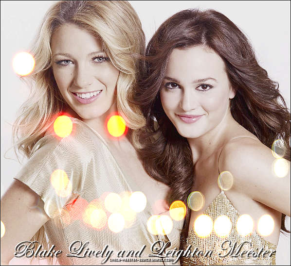 .LIVELY-MEESTER-SOURCE.SKYROCK.COM ♦ _Ta Source sur Blake Lively et Leighton Meester .