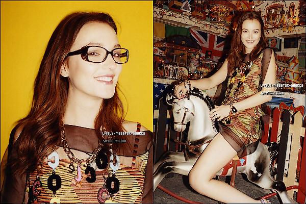""".  Découvrez 2 Nouvelles photos d'un photoshoot de Leighton pour  """"Missoni"""" et Découvrez aussi  10 Nouvelles photos pour le Magazine Seventeen _____________-__-_Vos Avis ? Vous la trouvez comment ?  ."""