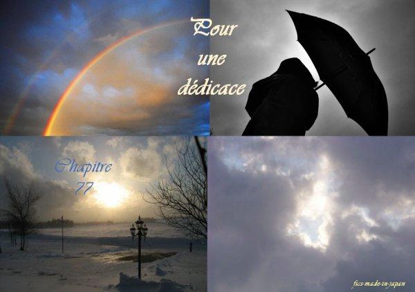 Chapitre 77 : Sayonara Rain