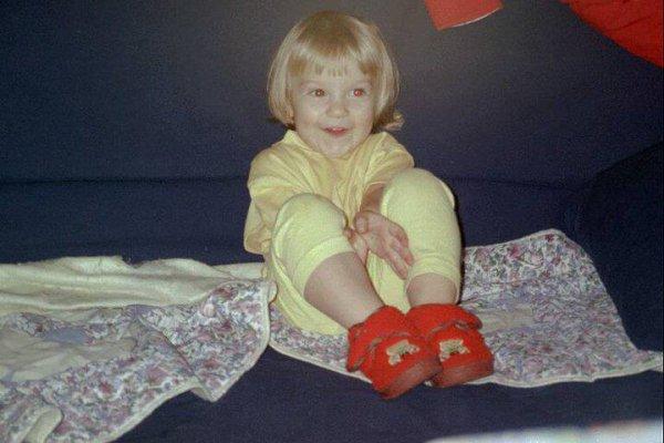 _Quand J'étais Petite, Je N'étais Pas Grande (l)