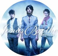 ☆☆☆Jonas Brothers : Burning Up☆☆☆