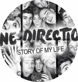 ☆☆☆One Direction : Story Of My Life☆☆☆