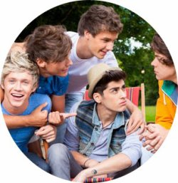 ☆☆☆One Direction : Live While We're Young☆☆☆