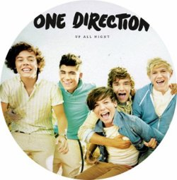 ☆☆☆One Direction : Up All Night☆☆☆