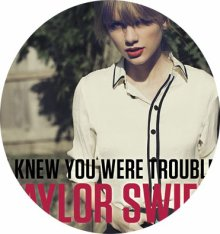 ☆☆☆Taylor Swift : I Knew You Were Trouble☆☆☆