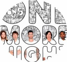 ☆☆☆Maroon 5 : One More Night☆☆☆