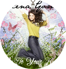☆☆☆Selena Gomez : Fly To Your Heart☆☆☆