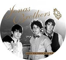 ☆☆☆Jonas Brothers : When You Look Me In The Eyes☆☆☆