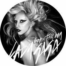 ☆☆☆Lady Gaga : Born This Way☆☆☆