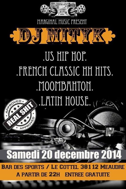 KEEP CALM AND LISTEN its DJ MITYK#01