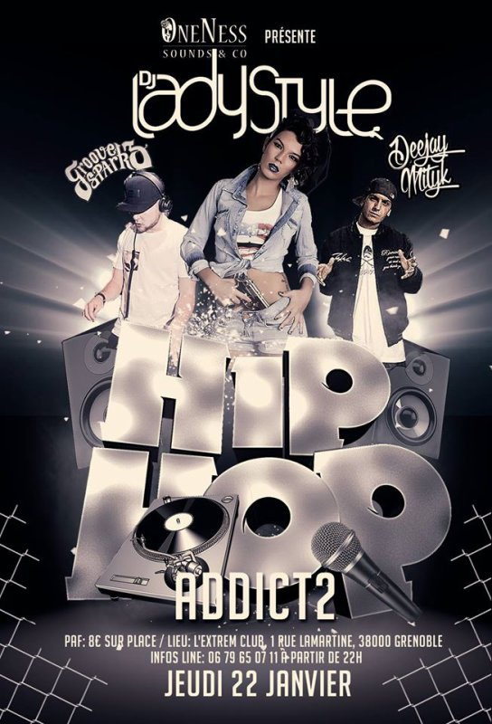 Hiphop Addict #02