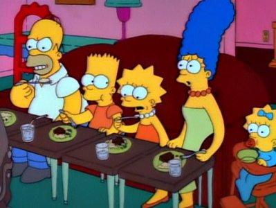 Homer bart lisa marge et maggie votre source sur les simpson - Marge simpson et bart ...