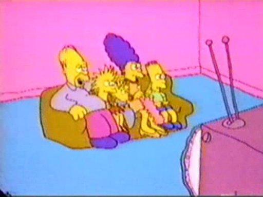 Homer lisa maggie marge et bart votre source sur les simpson - Marge simpson et bart ...