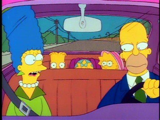 Marge bart maggie lisa et homer votre source sur les simpson - Marge simpson et bart ...