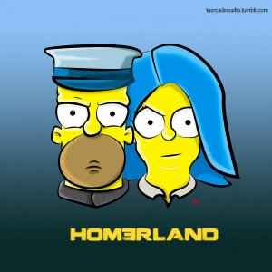HomerLand - Episode 1 - Saison 25