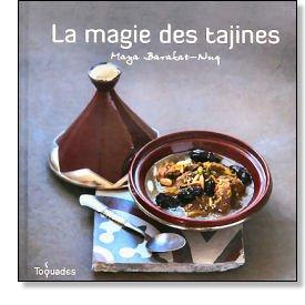 Livre : La magie des tajines