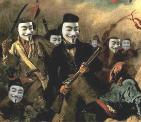 """Anonymous est en train de changer le monde"""