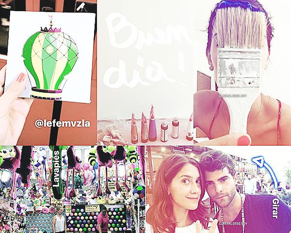 13/08 | Découvrez les nouvelles photos postées de la jeune femme via Instagram