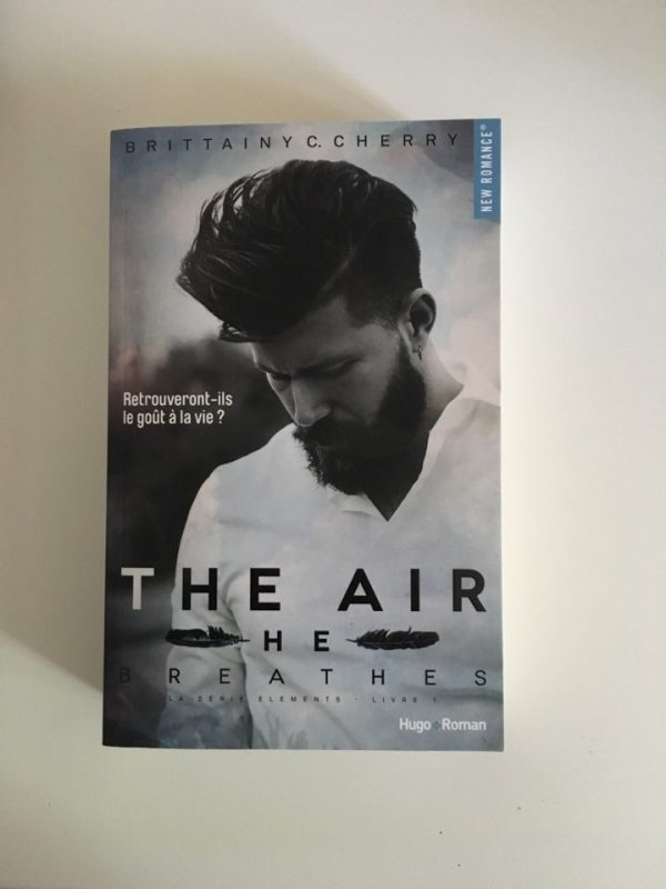 The element tome 1: The air he breathes