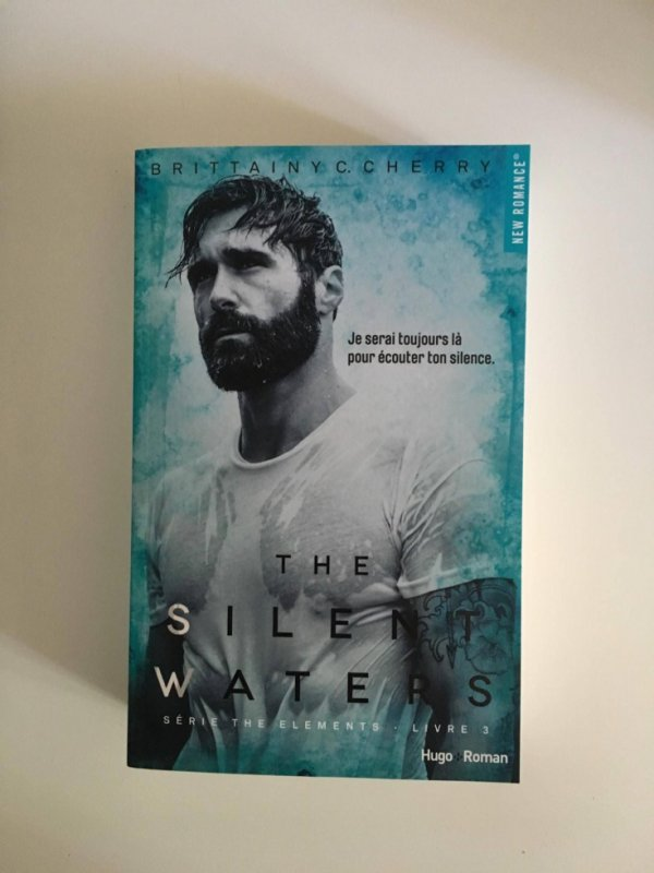 The element tome 3 : The silent waters