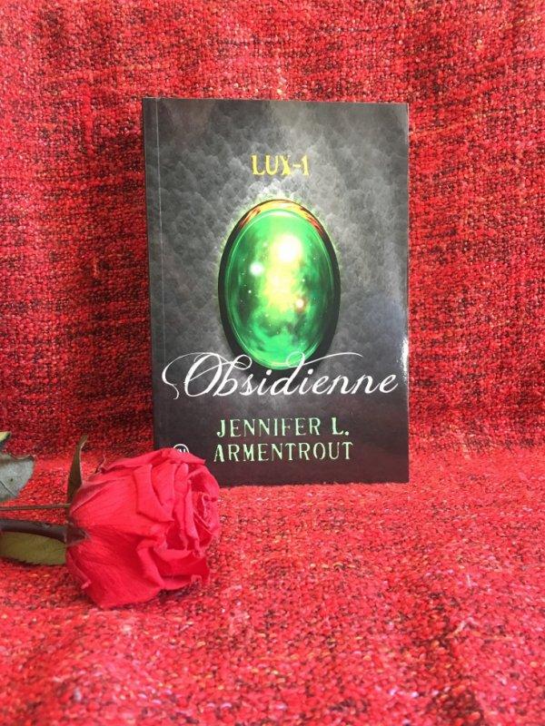 Lux tome 1 : obsidienne