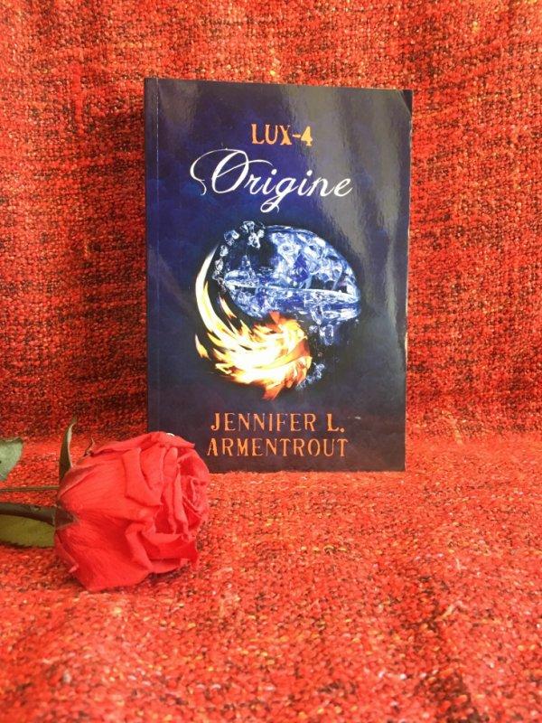 Lux tome 4 : Origine