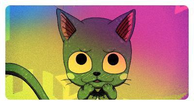 Un Peu De Fairy Tail Pour Accompagner Le Tout :D