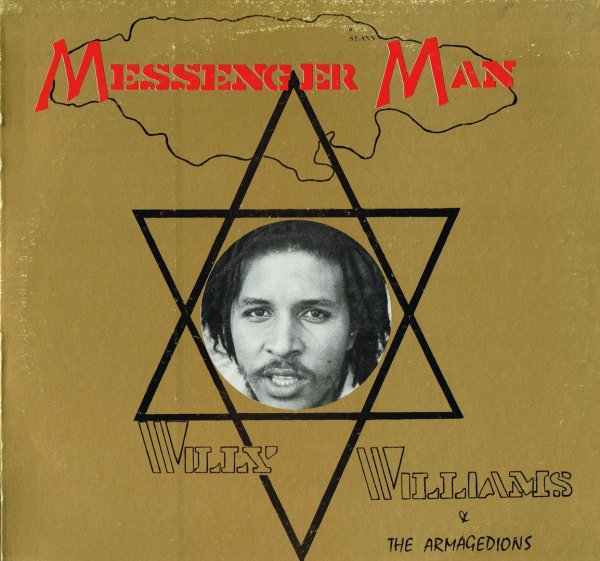 "WILLI WILLIAMS - ""MESSENGER MAN"" (1980)"