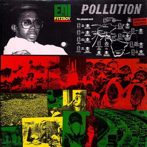 "EDI FITZROY - ""POLLUTION"" (1994)"