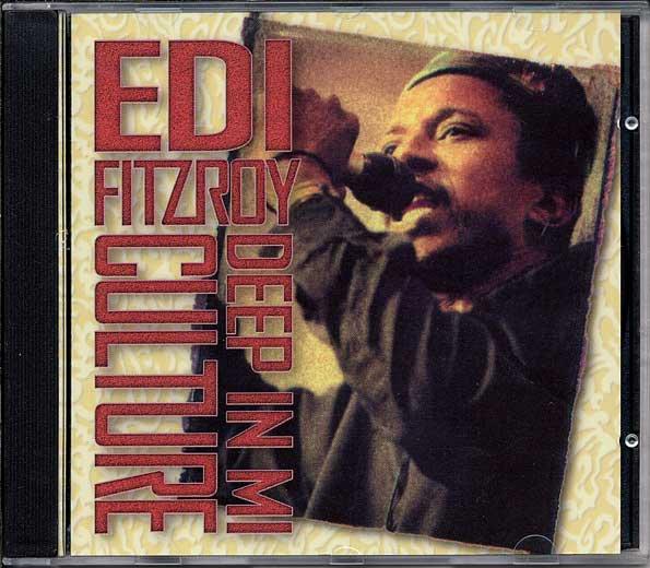 """EDI FITZROY - """"DEEP IN MI CULTURE"""" (1993)"""