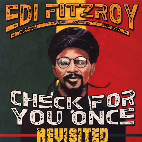 """EDI FITZROY - """"CHECK FOR YOU ONCE"""" (1982)"""