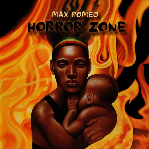 "MAX ROMEO - ""HORROR ZONE"" (2016)"