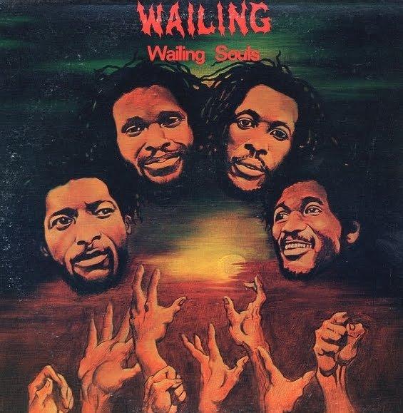 "THE WAILING SOULS - ""WAILING"" (1981)"