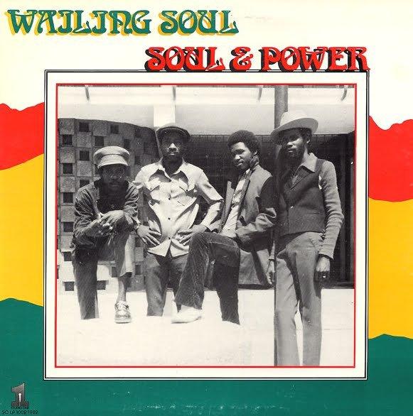 """THE WAILING SOULS - """"THE WAILING SOULS"""" (1975)"""