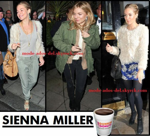 TAYLOR SWIFT VS SIENNA MILLER .... ♥