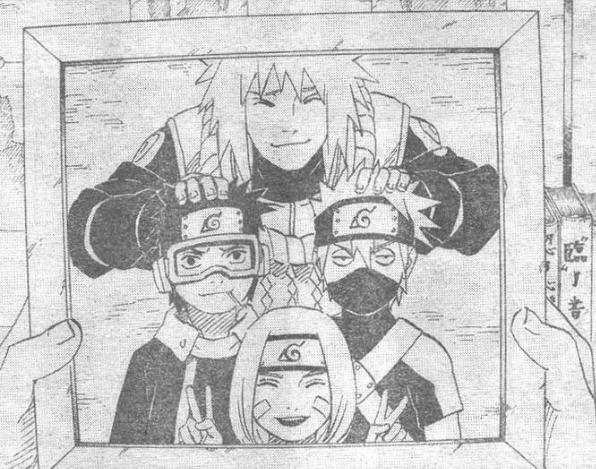 ~ Images de l'équipe Minato ~
