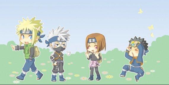 Naruto Carameldansen !