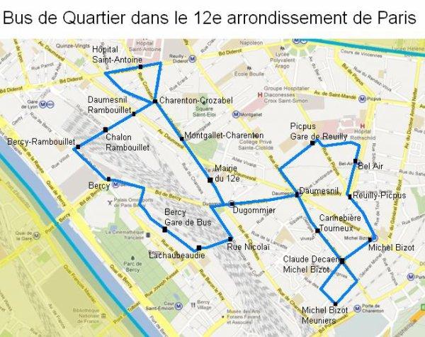 Une nouvelle Traverse dans le 12e arrondissement de Paris