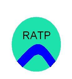Le nouveau logo de la RATP