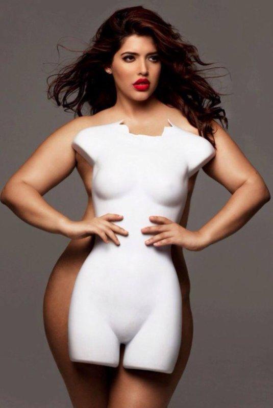 Taille des femmes VS taille des mannequins