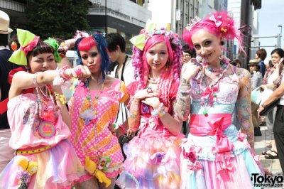 6% DOKI DOKI EVENT japon aout 2010