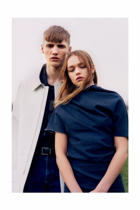 "EDITORIAL Used Magazine ""Seventeen"" Feat. Josh Wicks & Maddy Elmer by James Robjant  2"