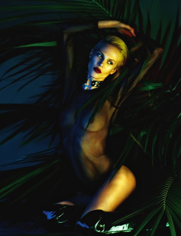 "COVER & EDITORIAL Numéro #153 ""Fièvre Tropicale"" Feat. Aymeline Valade by Txema Yeste"