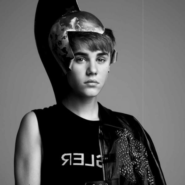 COVER & EDITORIAL V Magazine #75 Feat. Justin Bieber by Inez & Vinoodh