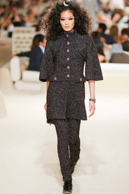 Chanel présente sa Collection croisière sur une île de Dubaï 2
