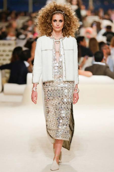 Chanel présente sa Collection croisière sur une île de Dubaï 3
