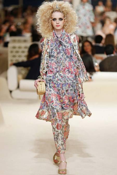 Chanel présente sa Collection croisière sur une île de Dubaï  6