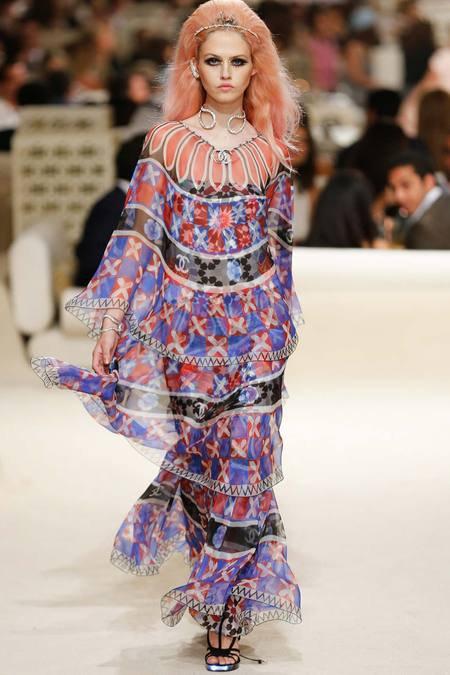 Chanel présente sa Collection croisière sur une île de Dubaï 8