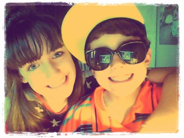 Mon petit frère adorée..♥